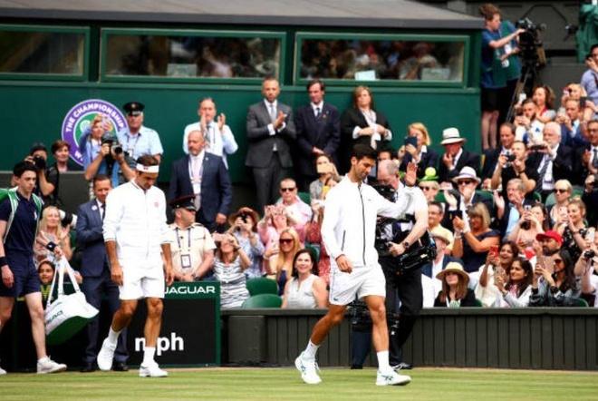 Roger Federer,  Novak Djokovic,  chung ket Wimbledon,  tuong thuat truc tiep anh 20