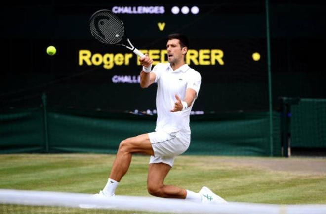 Roger Federer,  Novak Djokovic,  chung ket Wimbledon,  tuong thuat truc tiep anh 24