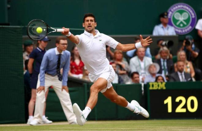 Roger Federer,  Novak Djokovic,  chung ket Wimbledon,  tuong thuat truc tiep anh 26