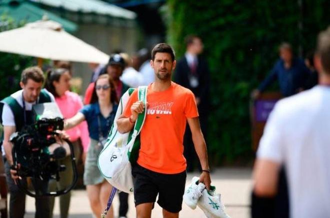 Roger Federer,  Novak Djokovic,  chung ket Wimbledon,  tuong thuat truc tiep anh 14