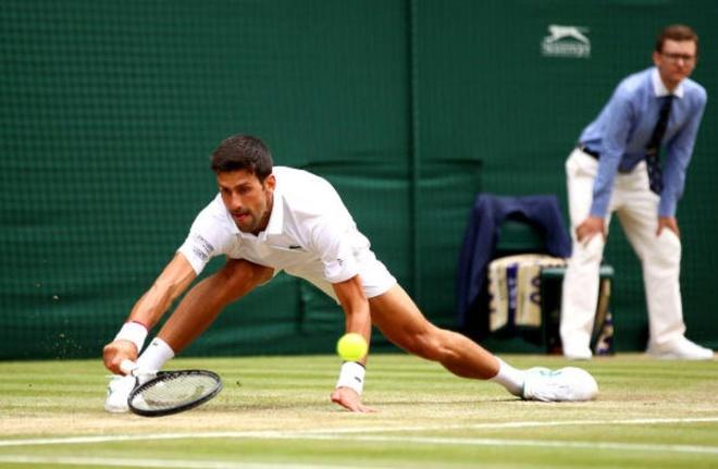 Roger Federer,  Novak Djokovic,  chung ket Wimbledon,  tuong thuat truc tiep anh 27