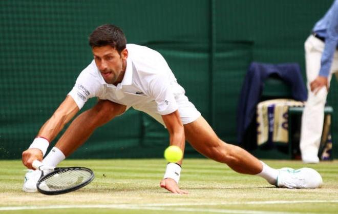 Roger Federer,  Novak Djokovic,  chung ket Wimbledon,  tuong thuat truc tiep anh 30