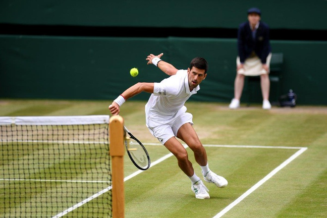 Roger Federer,  Novak Djokovic,  chung ket Wimbledon,  tuong thuat truc tiep anh 34