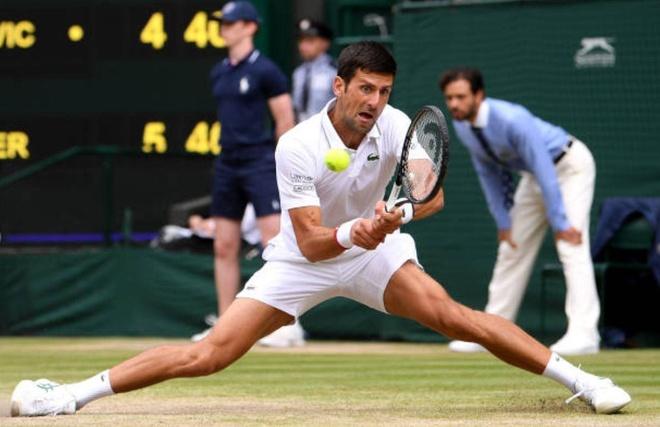 Roger Federer,  Novak Djokovic,  chung ket Wimbledon,  tuong thuat truc tiep anh 36