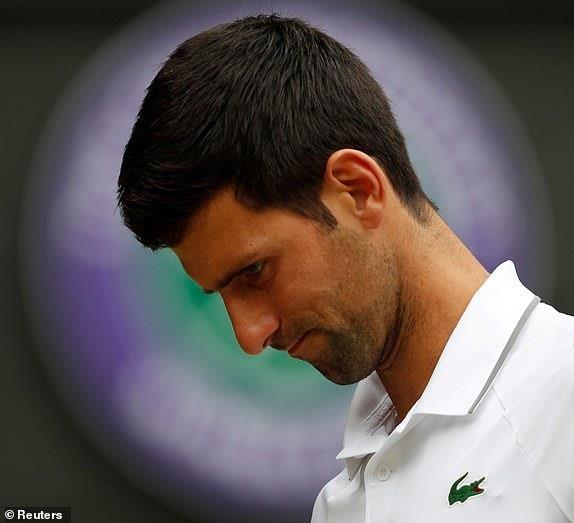 Roger Federer,  Novak Djokovic,  chung ket Wimbledon,  tuong thuat truc tiep anh 39