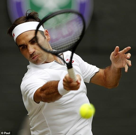 Roger Federer,  Novak Djokovic,  chung ket Wimbledon,  tuong thuat truc tiep anh 40