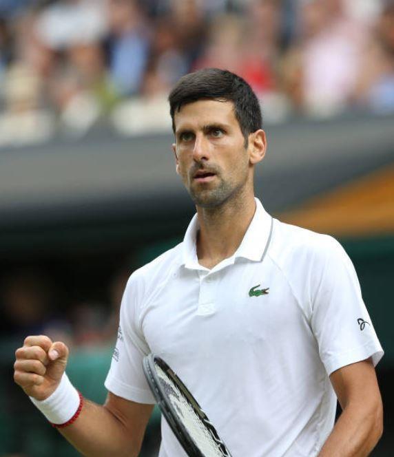 Roger Federer,  Novak Djokovic,  chung ket Wimbledon,  tuong thuat truc tiep anh 43
