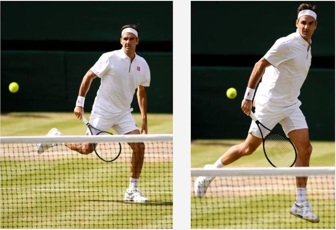 Roger Federer,  Novak Djokovic,  chung ket Wimbledon,  tuong thuat truc tiep anh 44