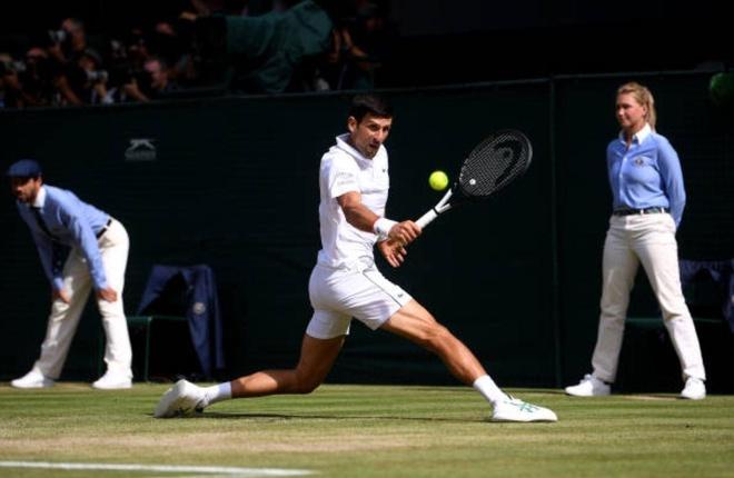 Roger Federer,  Novak Djokovic,  chung ket Wimbledon,  tuong thuat truc tiep anh 50