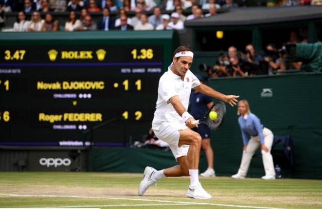 Roger Federer,  Novak Djokovic,  chung ket Wimbledon,  tuong thuat truc tiep anh 52
