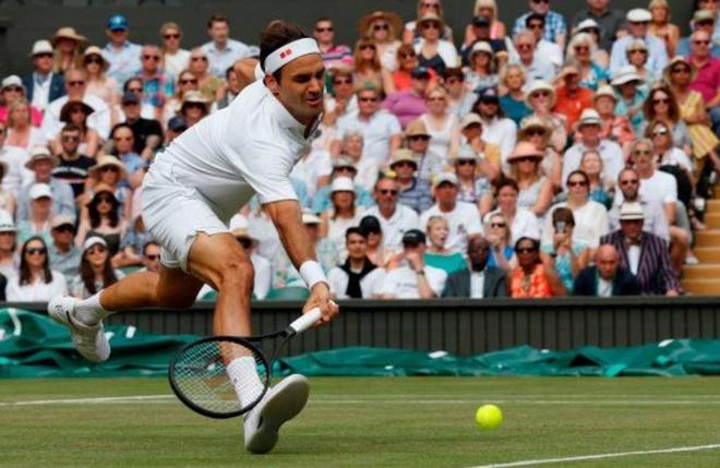 Roger Federer,  Novak Djokovic,  chung ket Wimbledon,  tuong thuat truc tiep anh 53