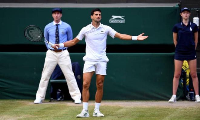 Roger Federer,  Novak Djokovic,  chung ket Wimbledon,  tuong thuat truc tiep anh 59