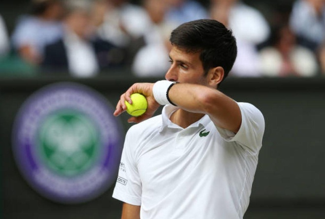 Roger Federer,  Novak Djokovic,  chung ket Wimbledon,  tuong thuat truc tiep anh 67