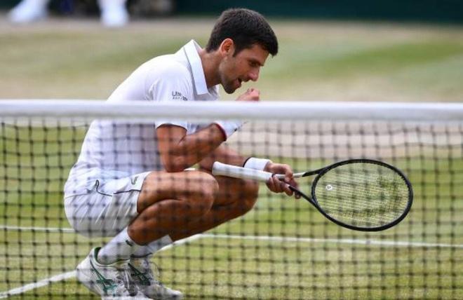Roger Federer,  Novak Djokovic,  chung ket Wimbledon,  tuong thuat truc tiep anh 68