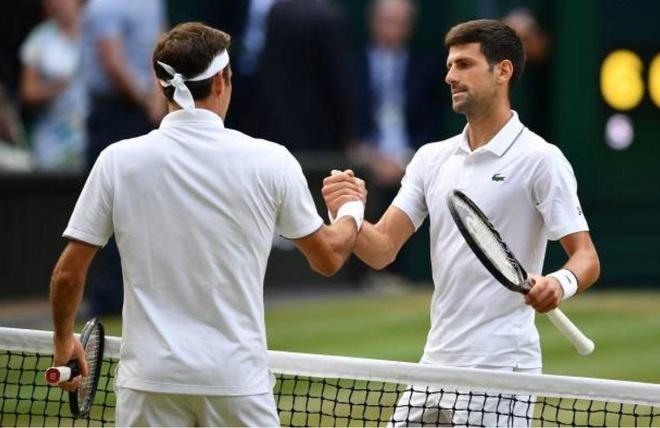 Roger Federer,  Novak Djokovic,  chung ket Wimbledon,  tuong thuat truc tiep anh 69