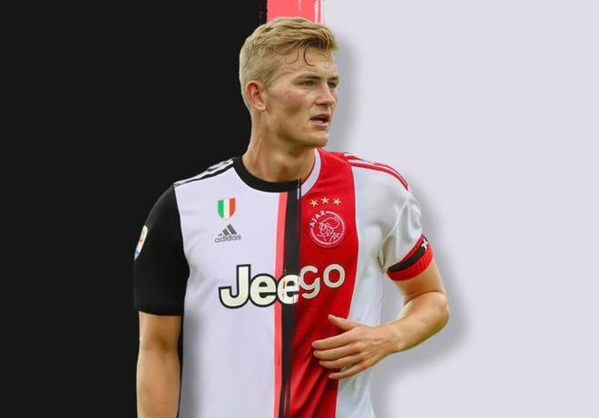 Juventus hoan tat thuong vu Matthijs De Ligt hinh anh 1