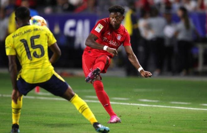 Sao tre toa sang giup Arsenal danh bai Bayern Munich hinh anh 13