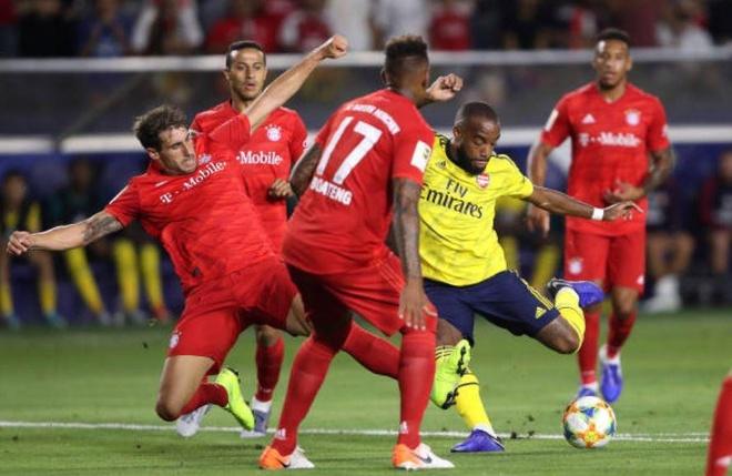 Sao tre toa sang giup Arsenal danh bai Bayern Munich hinh anh 8