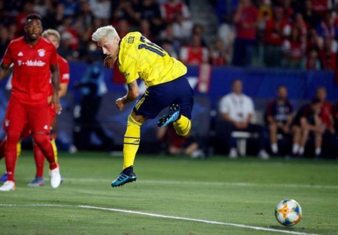 Sao tre toa sang giup Arsenal danh bai Bayern Munich hinh anh 11