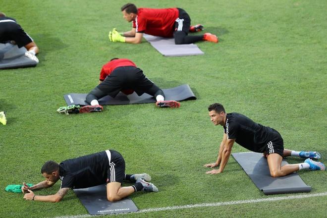 Juventus vs Tottenham anh 11