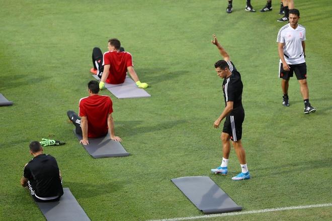 Juventus vs Tottenham anh 12