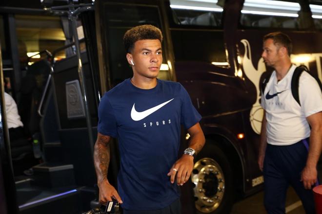 Juventus vs Tottenham anh 14