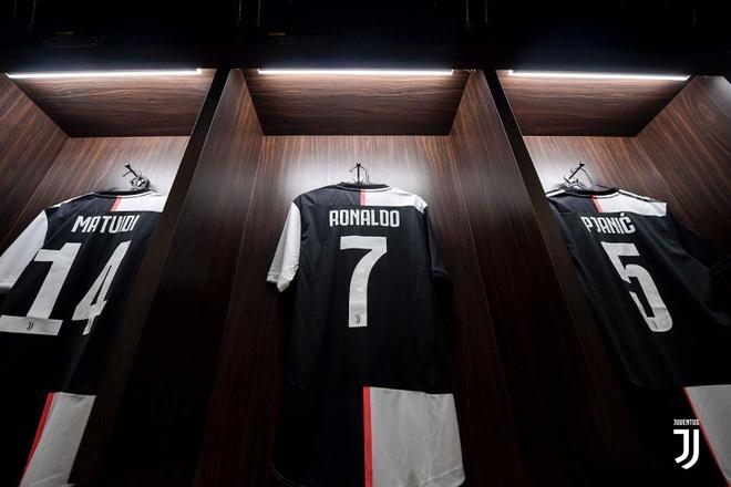 Juventus vs Tottenham anh 5