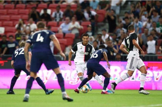 Juventus vs Tottenham anh 24
