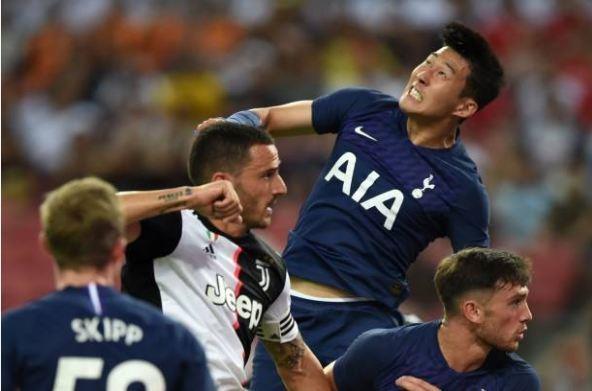 Juventus vs Tottenham anh 27