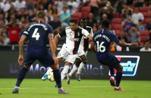 Juventus vs Tottenham anh 28
