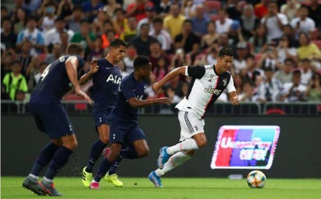 Juventus vs Tottenham anh 33