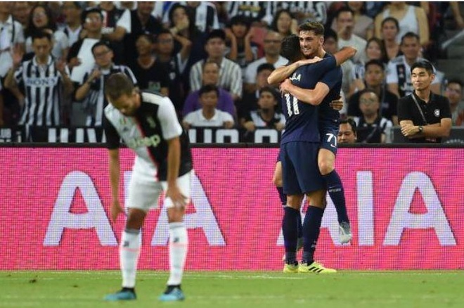 Juventus vs Tottenham anh 31