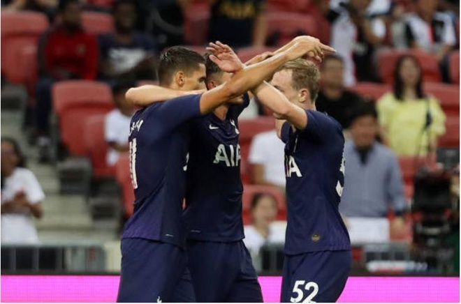 Juventus vs Tottenham anh 32