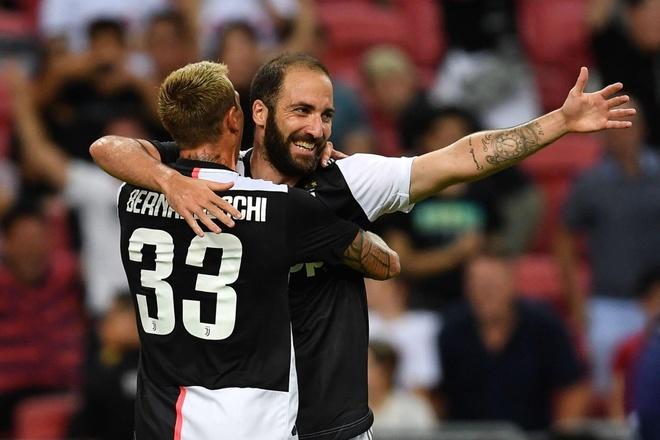 Juventus vs Tottenham anh 36