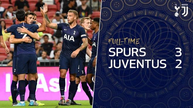 Juventus vs Tottenham anh 42