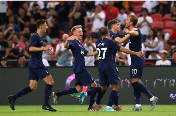 Juventus vs Tottenham anh 41