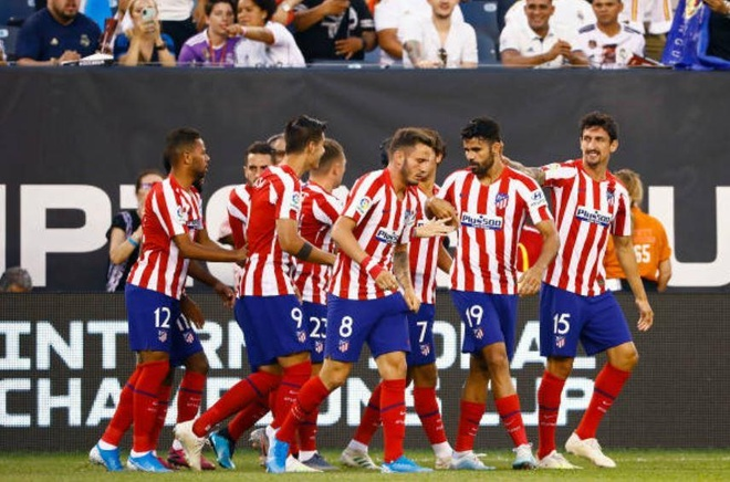 Real Madrid 3-7 Atletico Madrid: Diego Costa lap poker roi nhan the do hinh anh 13