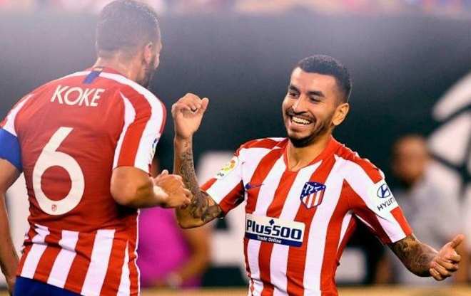 Real Madrid 3-7 Atletico Madrid: Diego Costa lap poker roi nhan the do hinh anh 16