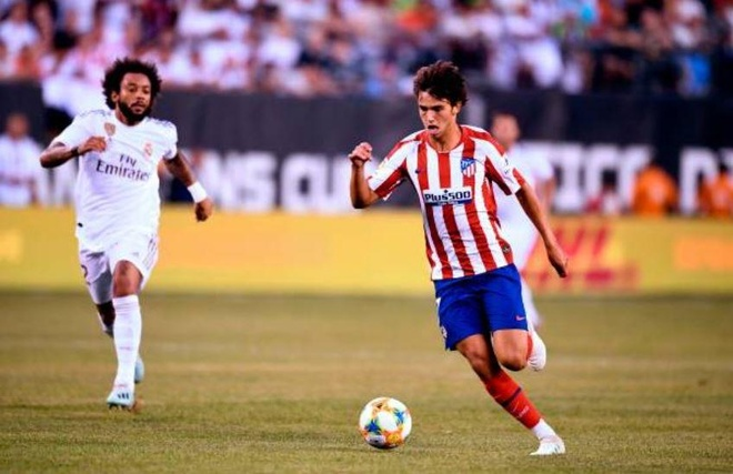 Real Madrid 3-7 Atletico Madrid: Diego Costa lap poker roi nhan the do hinh anh 14