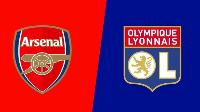 Arsenal da giao huu voi Lyon anh 2
