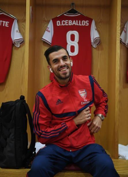Arsenal da giao huu voi Lyon anh 4