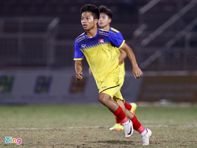U18 Viet Nam 0-0 U18 Thai Lan: 'Tieu Cong Phuong' vao san hinh anh 5