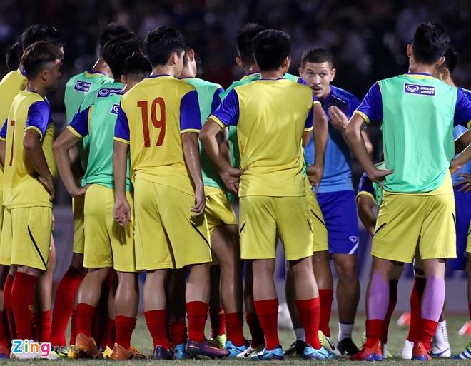 U18 Viet Nam 0-0 U18 Thai Lan: 'Tieu Cong Phuong' vao san hinh anh 6