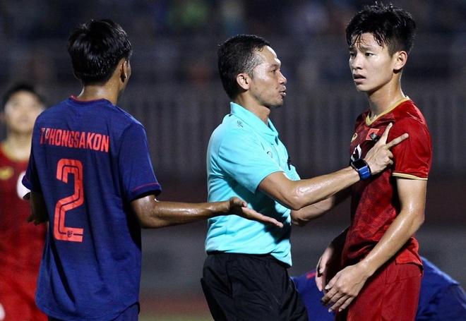 Hoa Thai Lan, U18 Viet Nam mat quyen tu quyet vao ban ket hinh anh 10