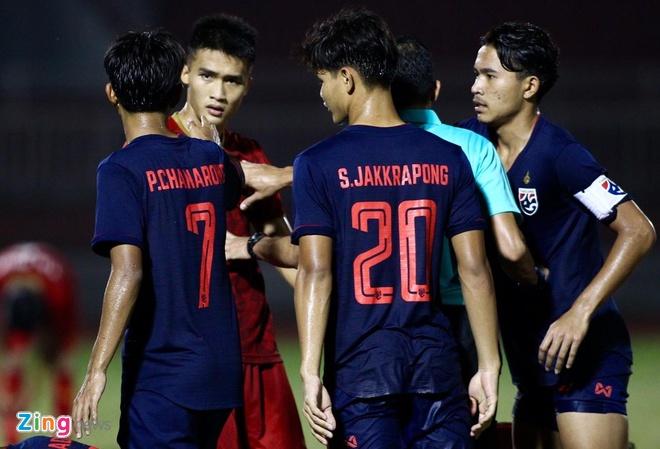 Hoa Thai Lan, U18 Viet Nam mat quyen tu quyet vao ban ket hinh anh 11