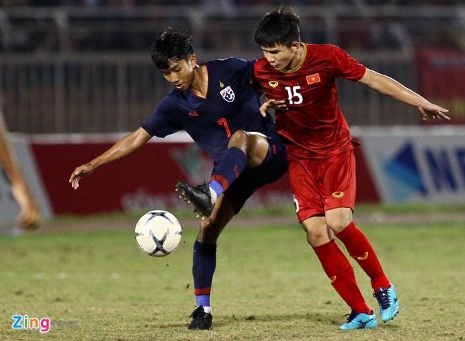 Hoa Thai Lan, U18 Viet Nam mat quyen tu quyet vao ban ket hinh anh 12