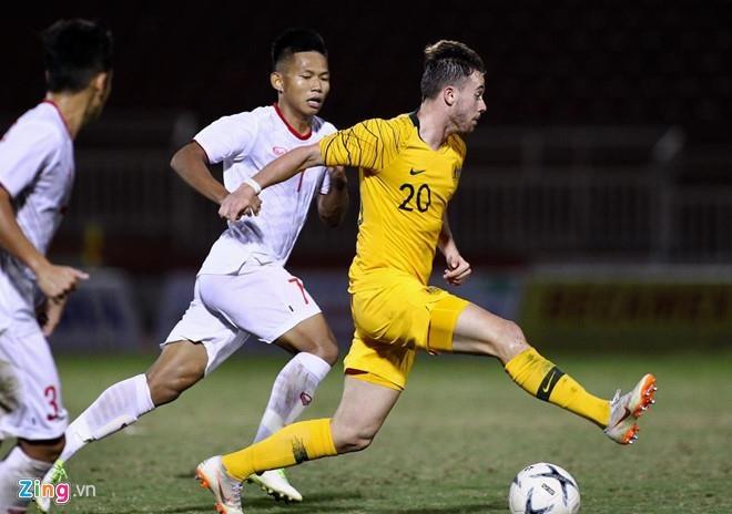 U18 Viet Nam 0-0 U18 Thai Lan: 'Tieu Cong Phuong' vao san hinh anh 8
