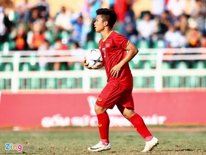 U18 Việt Nam 0-1 U18 Campuchia: Bàn thua bất ngờ
