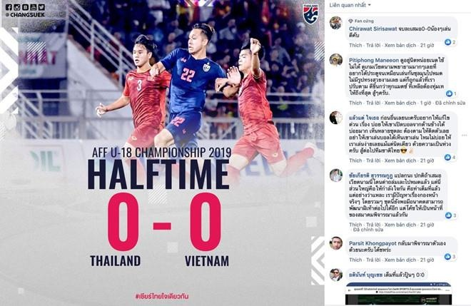 Thua Campuchia, U18 Việt Nam bị loại khỏi giải Đông Nam Á