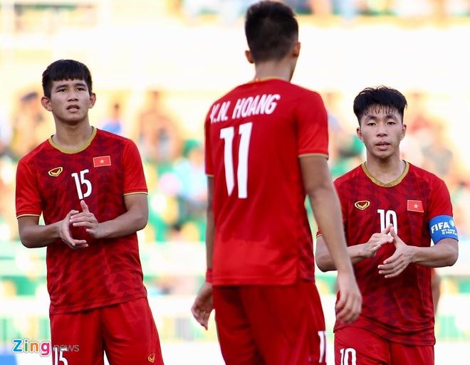 U18 Việt Nam 1-1 U18 Campuchia: Kim Nhật gỡ hòa, cơ hội hồi sinh